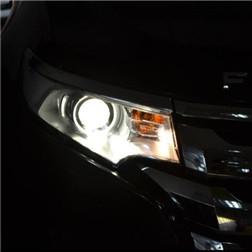 锐界大灯升级进口海拉3 海拉5 海拉6 透镜 进口博士透镜欧司朗 飞利浦氙气灯方案