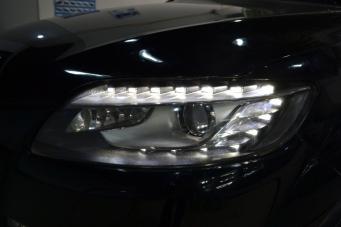 奥迪Q7原厂氙气灯奥迪Q7老款改新款大灯总成奥迪Q7原装前大灯