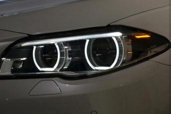 宝马5系全LED大灯宝马5系LED大灯宝马5系车灯改装宝马5系改LED
