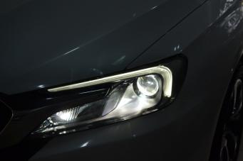 DS5LS车灯改装进口海拉透镜欧司朗氙气灯