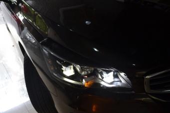 508车灯改装高配全LED大灯