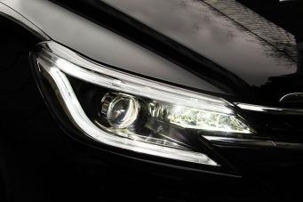 丰田锐志大灯总成13款锐志氙气大灯锐志改装LED日行灯