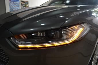 13款蒙迪欧原厂高配大灯总成13蒙迪欧全LED大灯
