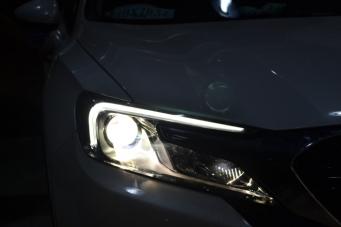 重庆汽车改灯DS6车灯改装氙气灯