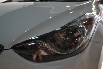 朗动车灯改装海拉透镜欧司朗氙气灯飞利浦氙气灯