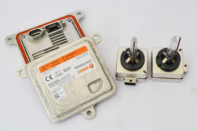 欧司朗D1S氙气灯欧司朗4300K氙气灯原装进口灯泡欧司朗安定器氙气灯