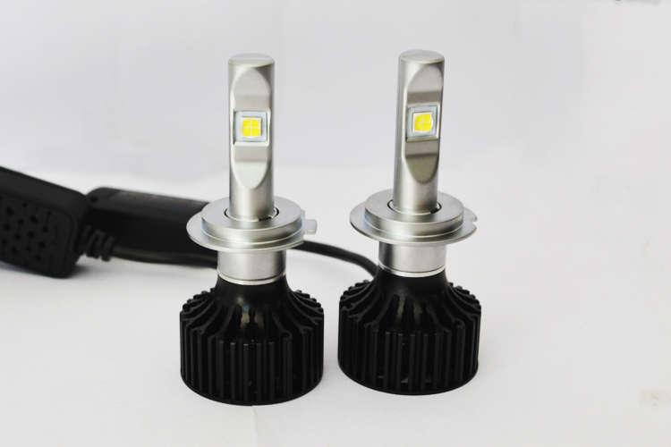 雪莱特LED大灯汽车LED大灯雪莱特LED灯泡高亮度LED大灯