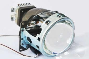Q5透镜奥迪原装高清Q5双光透镜汽车透镜大灯改透镜氙气灯