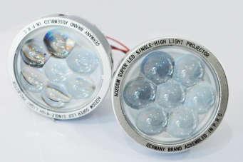 澳兹姆LED远光炮澳兹姆远光炮澳兹姆远光LED透镜汽车LED大灯